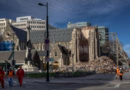 Christchurch earthquake, Campbell Island Bicentenary Expedition